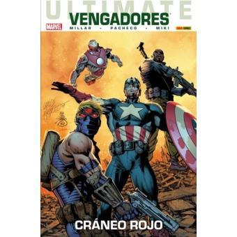 Coleccionable Ultimate 54. Vengadores 1: Cráneo Rojo