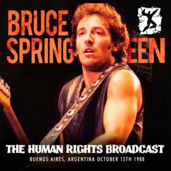 The Human Rights Broadcast - Vinilo