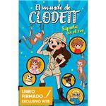 Superlío en el zoo (El mundo de Clodett 3) - Libro firmado