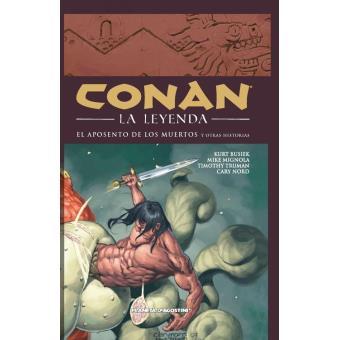 Conan la leyenda nº 04/12