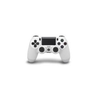 Mando DualShock 4 blanco PS4