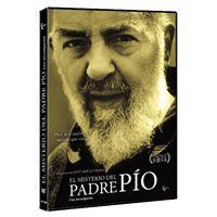El misterio del Padre Pío - DVD