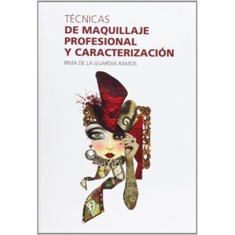 Técnicas de maquillaje profesional y caracterización