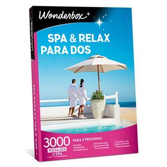 Caja Regalo Wonderbox - Spa & relax para dos
