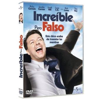 Increíble pero falso - DVD