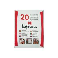 Hofmann Pack de 20 Hojas adhesivas