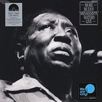 More Muddy Mississippi Waters Live - 2 Vinilos