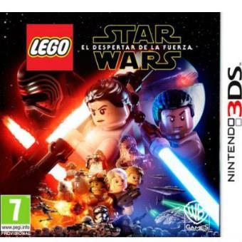 LEGO Star Wars: El Despertar de la Fuerza Episodio VII Nintendo 3DS