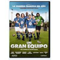 Un gran equipo - DVD