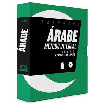 Árabe. Método integral (Libro + CD)