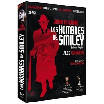 Los hombres de Smiley - Miniserie - DVD