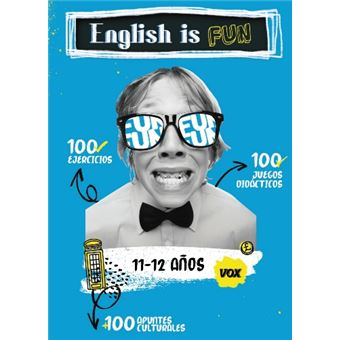 English is Fun / 11-12 años