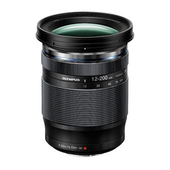 Objetivo Olympus M.Zuiko Digital ED 12‑200mm F3.5‑6.3