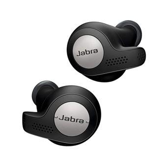 Auriculares Noise Cancelling Jabra Elite Active 65t Negro/Titanio