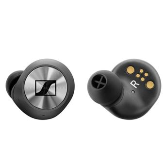 Auriculares Bluetooth Sennheiser Momentum True Wireless Negro