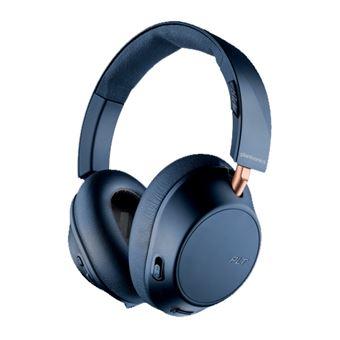 Auriculares Noise Cancelling Plantronics Backbeat Go 810 Azul