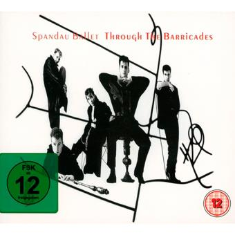 Through The Barricades (CD + DVD)