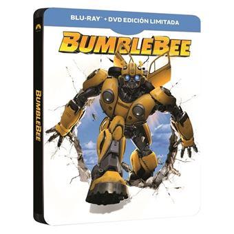 Bumblebee - Steelbook Blu-Ray + DVD