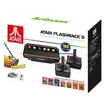 Consola Atari Flashback 8 105 Juegos Consola Los Mejores Precios