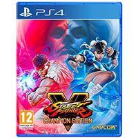 Street Fighter V Champion Edition - PS4