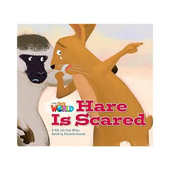 Our World Readers - Hare Is Scared