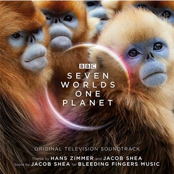 Seven Worlds One Planet Original TV Soundtrack
