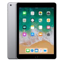 "Apple iPad 9,7"" 128GB Wi-Fi Gris Espacial (2018)"