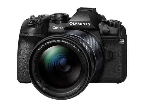 Cámara EVIL Olympus OM-D E-M1 Mark II + 12-200 mm