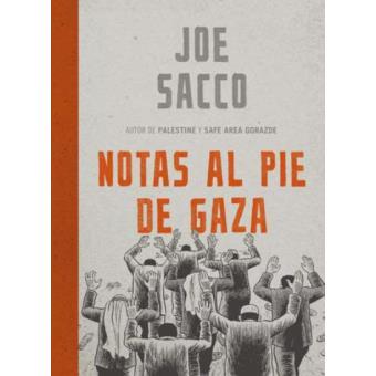Notas al pie de Gaza. Premio Eisner 2010
