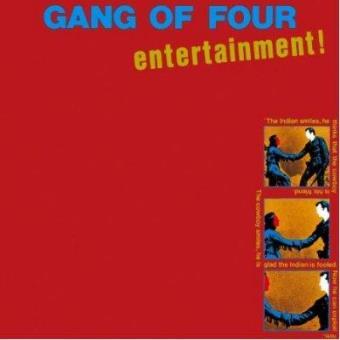 Entertainment - Vinilo