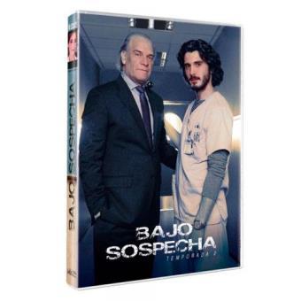 Bajo Sospecha - Temporada 2 - DVD