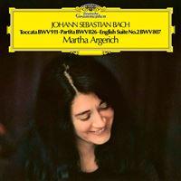 Bach - Toccata BWV 911, Partita BWV 826, Englische Suite 2 - Vinilo