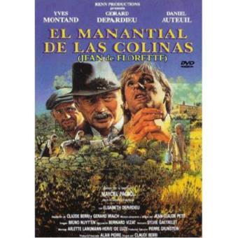 El manantial de las colinas - DVD