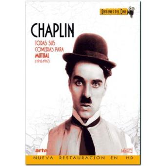 Pack Chaplin - 1916 - 1917 - Blu-Ray