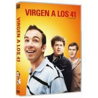 Virgen a los 41 - DVD