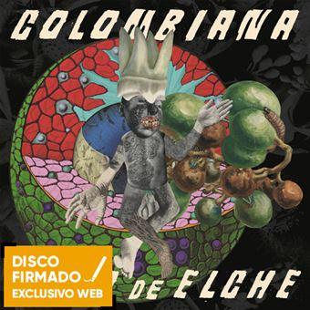 Colombiana - Disco Firmado