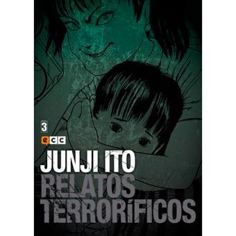 Junji Ito: Relatos terroríficos 3