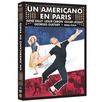 Un americano den París (Ed. especial) - DVD