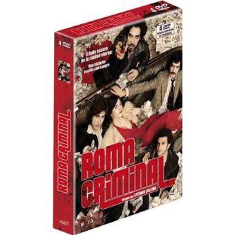 Roma Criminal  Temporada 1 - DVD