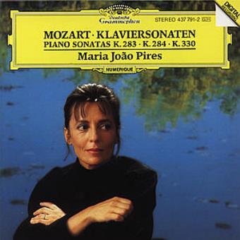 Sonata de piano  K.283, 284 y 330
