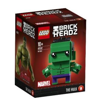LEGO BrickHeadz Marvel Vengadores - Hulk