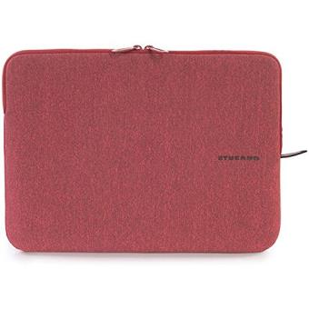 "Funda Tucano Mélange Second Skin Rojo para portátiles de 11-12"" / MacBook Pro/Air 13,3''"