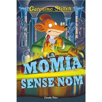 Geronimo Stilton 41: La mòmia sense nom