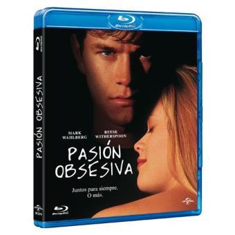 Pasión obsesiva - Blu-Ray