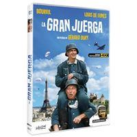 La gran juerga - DVD