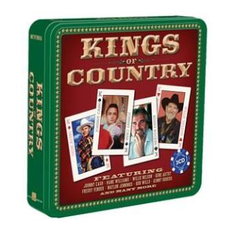 Kings of Country (Ed. Box Set Limitada)