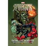Spiderman-entre los muertos-marvel