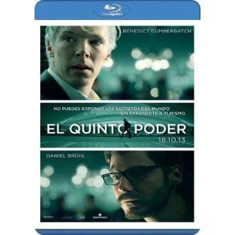 El quinto poder - Blu-Ray