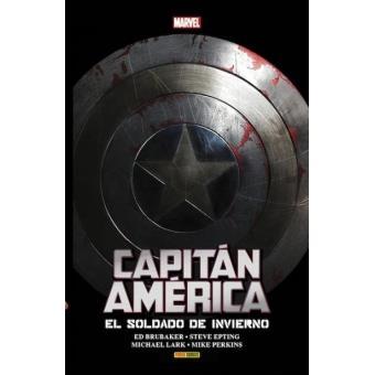 Marvel Integral: Capitán América. El soldado de invierno