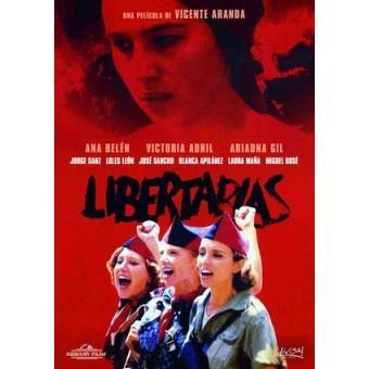 Libertarias - DVD